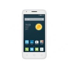 Alcatel OneTouch Pixi 3 (3.5) 4GB Λευκό  (4009D) μεταχειρισμενο