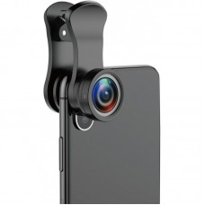 BASEUS SHORT VIDEOS MAGIC CAMERA WIDE-ANGLE LENS FOR SMARTPHONES SELFIE BLACK ACSXT-D01