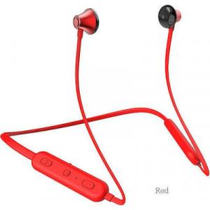 Borofone BE23 Earbud Bluetooth Handsfree Κόκκινο