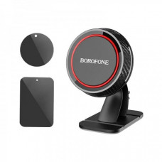 Borofone BH13 Car Holder Journey Series Black-Red