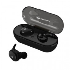 EARPHONES BUDS WIRELESS BLUETOOTH RT03 BLACK