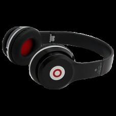HANIZU EXTRA BASS HEADPHONES HD VOICE BLACK HZ-100