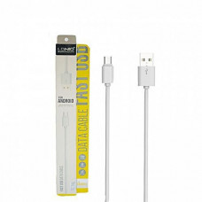 LDNIO Micro Usb 2.1A Καλώδιο Φόρτισης & Δεδομένων 1m ( SY-03 )