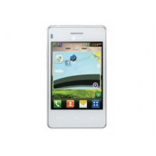 LG Optimus T375 Dual Sim Λευκό μεταχειρισμενο