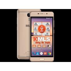 MLS MX 32GB Χρυσό Dual Sim,μεταχειρισμενο