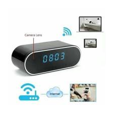 Ψηφιακό Ρολόι/Ξυπνητήρι με IP Κάμερα Εσωτερικού Χώρου με Νυχτερινή Λήψη - OEM 48771