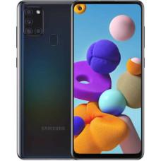 Samsung Galaxy A21s (64GB) Black σφραγισμενο-δεκτη ανταλλαγη