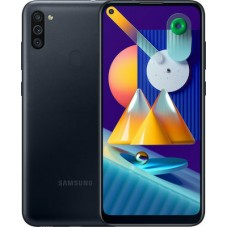 Samsung Galaxy M11 M115 Dual SIM 32GB - Black