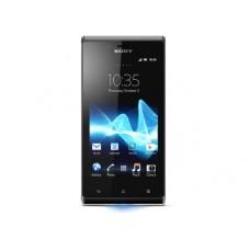 Sony Xperia J 4GB Μαύρο μεταχειρισμενο