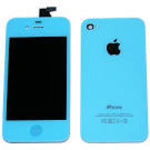 iPhone 4s blue μεταχειρισμένο πωλειται ανταλλασεται