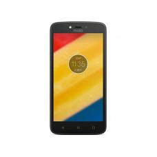 Motorola Moto C Plus 16GB Μαύρο Dual Sim μεταχειρισμενο