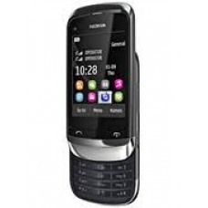 Nokia C2-06 Touch and Type Γκρι duos - μεταχειρισμενα